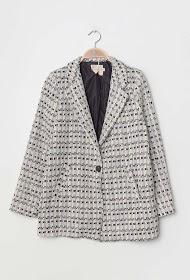 ESCANDELLE tweed jacket