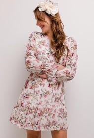 ESTEE BROWN flowery dress