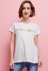 ESTEE BROWN camiseta yesaintlove