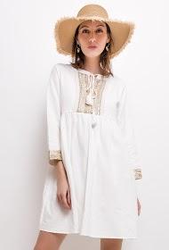 ESTHER.H PARIS bohemian dress