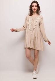 ESTHER.H PARIS bohemsk kjole