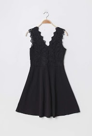 ESTHER.H PARIS robe féminine