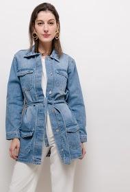 ESTHER.H PARIS jean jacket