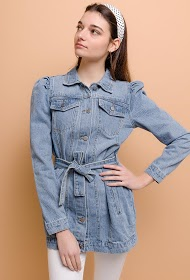 ESTHER.H PARIS jean jacket