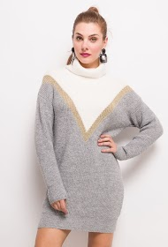 FLAM MODE knitted dress