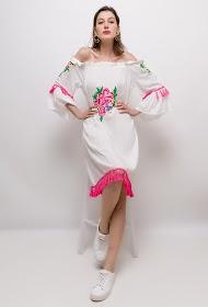 FLAM MODE beach dress