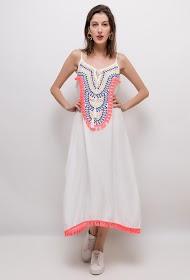 FLAM MODE long dress