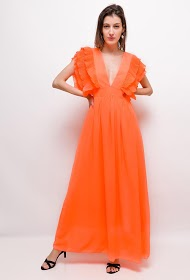 FLAM MODE long dress
