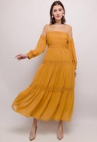 FLAM MODE long bohemian dress
