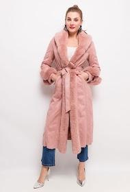 FLAM MODE fur coat