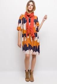FOR HER PARIS printed dress