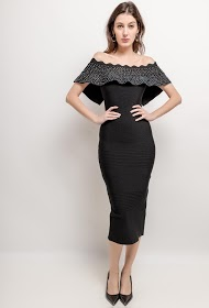 FP&CO dress with rhinestones