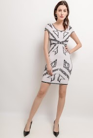 FP&CO knitted dress