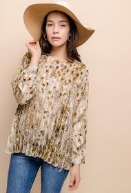 FRIME printed blouse