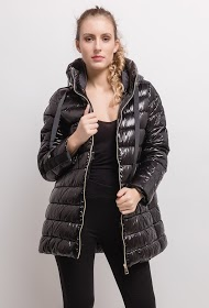 FRIME casaco acolchoado