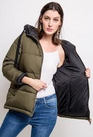 FRIME casaco reversível