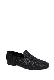 GALAX glitter loafers