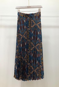 "GARÇONNE patterned skirts ""chains"""