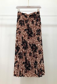 "GARÇONNE skirts with pattern ""flowers"""