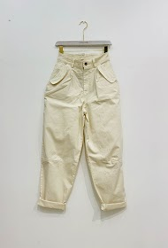GARÇONNE mom pants with pockets