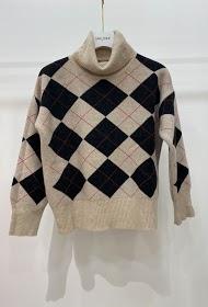 GARÇONNE cashmere turtleneck sweater