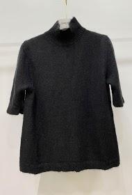 GARÇONNE plain turtleneck sweater