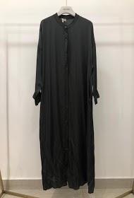 GARÇONNE long dress with button
