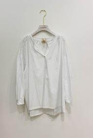 GARÇONNE v-neck long sleeve tunics