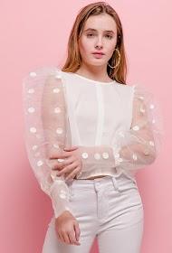 GD GOLDEN DAYS puff sleeve blouse