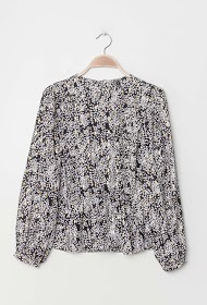 GD GOLDEN DAYS printed blouse