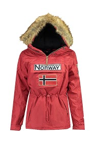 GEOGRAPHICAL NORWAY blousons pack 7 pcs