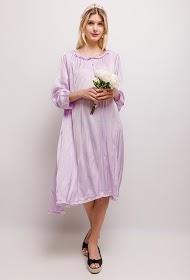 GG LUXE robe ample soyeuse