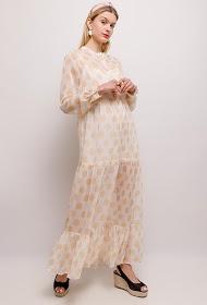 GG LUXE robe à pois