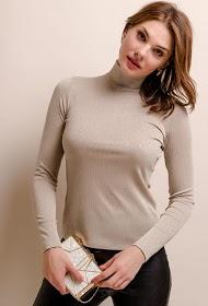 GG LUXE thin iridescent sweater