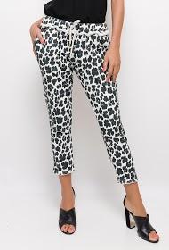 GG LUXE pantalon de jogging léopard
