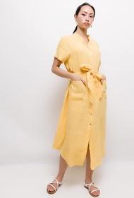 GG LUXE robe en lin