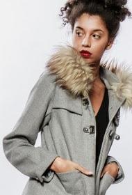 GOA coat with hood