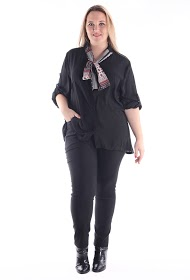 H3 tunic with large size