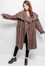 HAPPY LOOK speckled coat