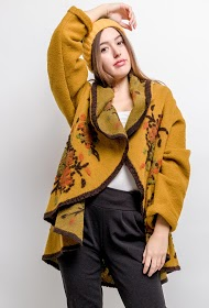 HAPPY LOOK chaleco de lana