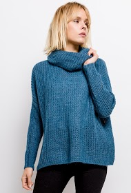 HAPPY LOOK gerippter pullover