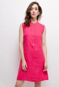 HAPPY LOOK sleeveless dress