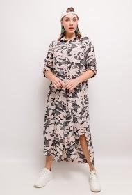 HAPPY LOOK vestido de lino