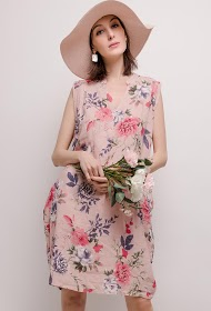 HAPPY LOOK linnen jurk
