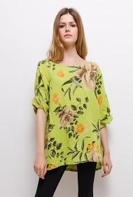 HAPPY LOOK blouse en lin