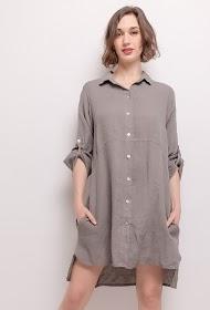 HAPPY LOOK linen or tunic dress