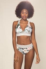 H&NATHALIE bikini mit blumendruck