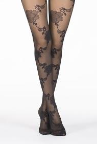 H&NATHALIE printed tights