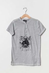 HOPENLIFE printed t-shirt with short sleeves