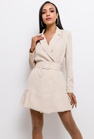 IN VOGUE blazer robe